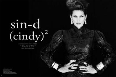 Sindija Krouforde Bullett Magazine