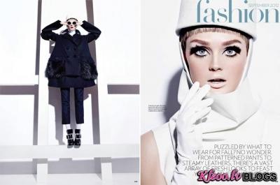 Fashion Magazine.