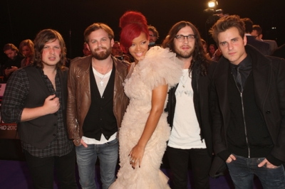 MTV Europe Music Awards: красная дорожка