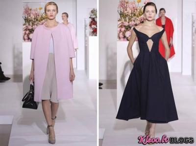 Milan Fashion Week: Jil Sander rudens 2012 .