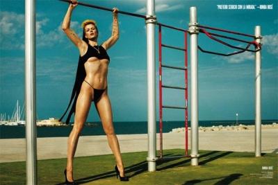 Spāņu V Magazine skaistuma Tops