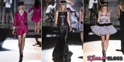 Milan Fashion Week: DSquared2  2013 .