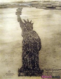 Vēsturiskās fotogrāfijas.