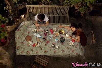 """Scenes of life"" no Lucie & Simon ."
