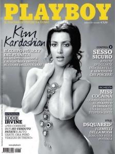 Kim Kardashian Playboy, Oktobris 2010 Itālija