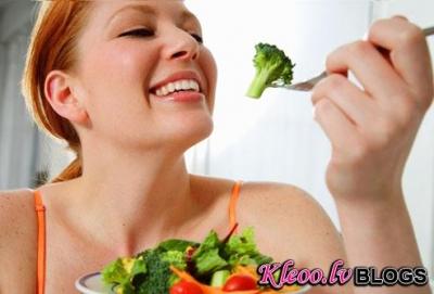 Veselīga uztura ieteikumi rudenī