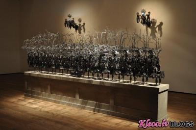 Skulptori U joo un Lim Hee Young.