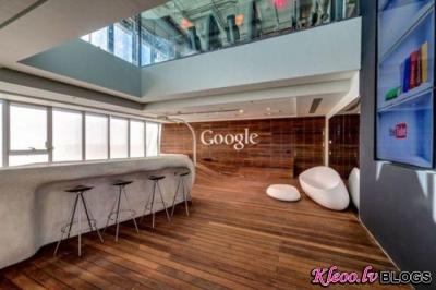 Jaunais Google birojs Tel-Avivā
