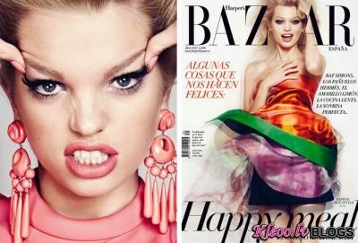 Harper's Bazaar Spain .