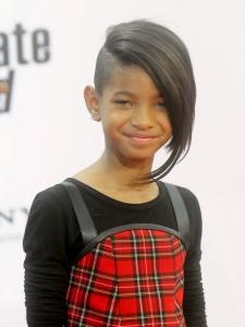 Rihanna's mazais klons Willow!