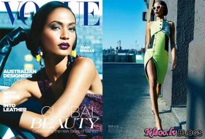Vogue Australia .
