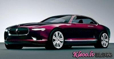 Bertone B99 koncepts jaunajam Jaguar.