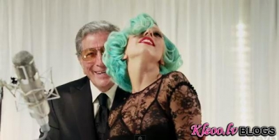 Tony Bennett & Lady Gaga - The Lady Is A Tramp.