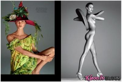 Modele Karlie Kloss.
