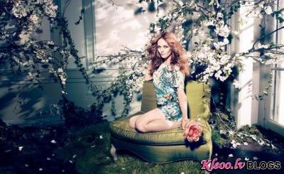 Vanessa Paradis un pavasaris H&M .