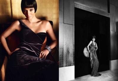 Halle Berry US Vogue