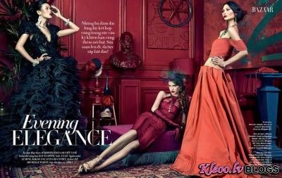 Harper's Bazaar Vietnam .