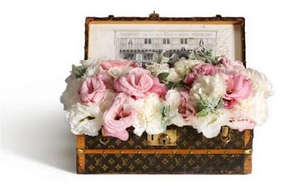 100 leģendārās bagāžas no Louis Vuitton