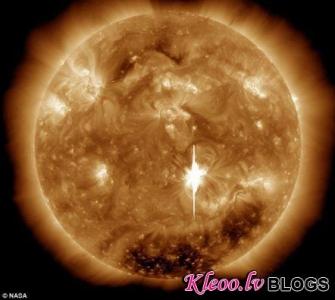Солнечная активность может привести к мировому коллапсу уже в ближайшее время