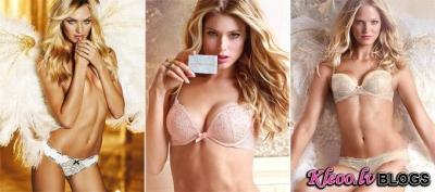 Victoria's Secret oktobri.