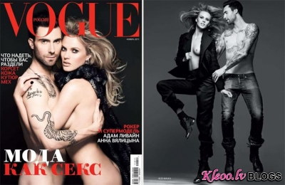 Vogue Russia .