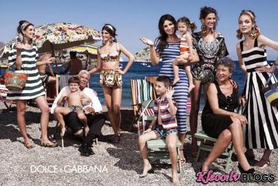 Dolce & Gabbana pavasaris - vasara 2013 .