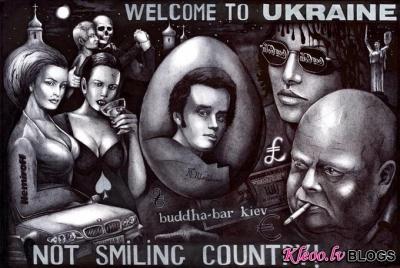 Ukraiņu mākslinieks Sergejs Koljada.