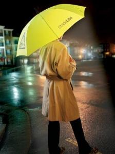 Зонтик с подсветкой StrideLite Illuminated Umbrella
