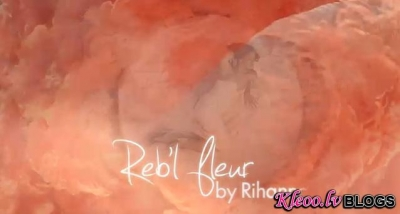 Rihanna un viņas jaunās smaržas.