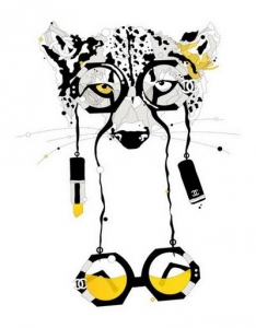 Модный иллюстратор Amy Martino
