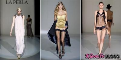 Volvo Fashion Week: La Perla rudens-ziema 2011/12
