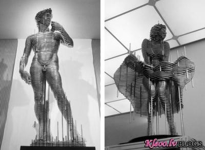 Skulptors Park Chan Girl.