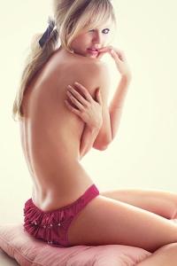 Кэндис Свэйнпоул для Victoria's Secret