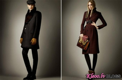 Burberry Prorsum pre-autumn / fall 2012 .