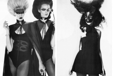 Balle maskarāde Vogue Paris