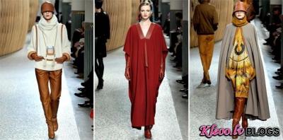 Modes nedēļā Parīzē: Hermès Fall 2011