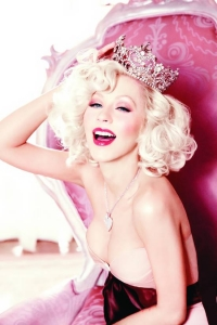 Christina Aguilera – Cosmopolitan fotosesija