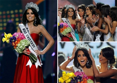 Miss Universe 2010 atzīta Meksikas pārstāve