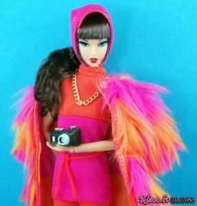 Modes ikona - lelle Bārbija?