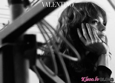 Valentino Valentina Fragrance reklāma.