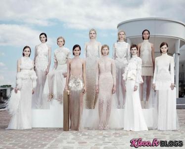 Givenchy Fall 2011.
