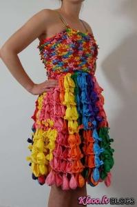 Balonu kleita