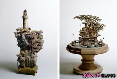 Skulptors Takanori Aiba.