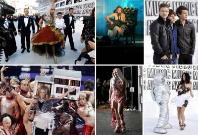 Losandželosā izdalīja MTV Video Music Awards