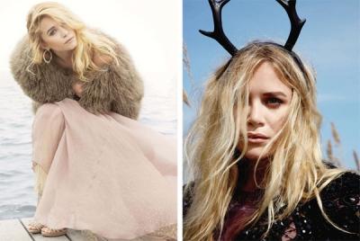 Mary-Kate Olsen žurnālā Marie Claire
