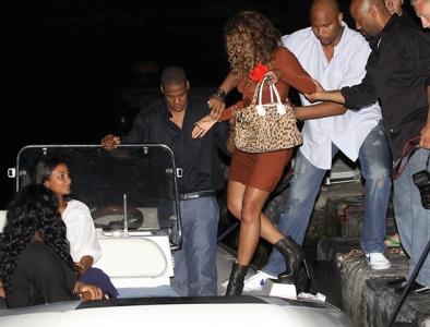 Beyonce Knowles – Itālijā