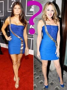 Battle - Fergie VAI Kylie???