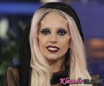 Lady GaGa uz sejas parādījušies briesmīgi izaugumi