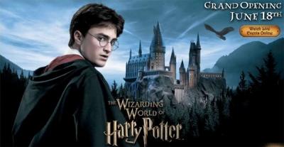 Harija Pottera burvju pasaule
