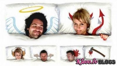 Jautra, seksīga un kreatīva gultas veļa